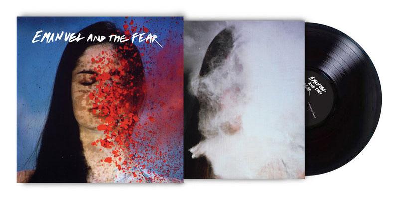 Emanuel and the Fear - Primitive Smile LP Album Art