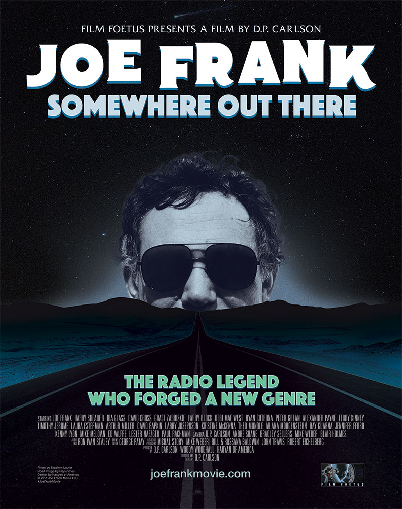 Joe Frank documentary flm poster